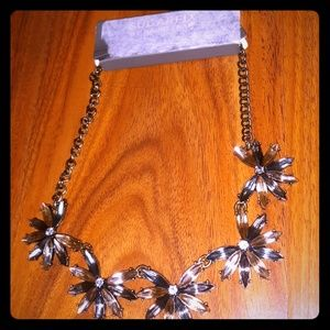 Gorgeous flower necklace!